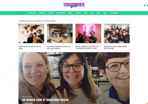 Coworkies Blog Coworking stories of workplaces and people from around the globe