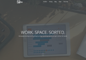 Habu Coworking Space Management Software and Tools