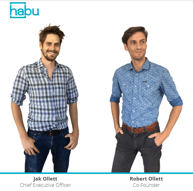 Habu founders