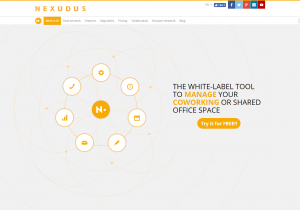 Nexudus Spaces The white label coworking software